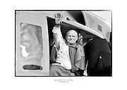 Pope John Paul II visits Ireland.<br />