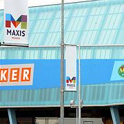 Nieuwbouw Maxis Muiden, reclame