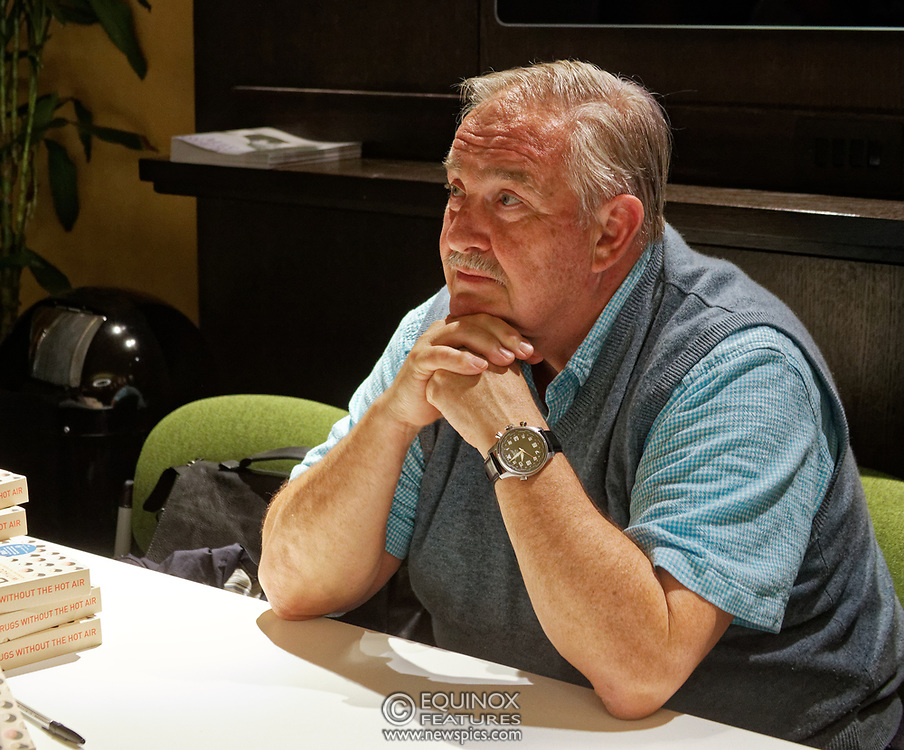 London, United Kingdom - 26 February 2019<br /> DrugScience founder chair, Professor David Nutt, at the screening of film, Magic Medicine at the Regent Street Cinema, Marylebone, London, England, UK. The film follows volunteers receiving experimental treatment with psilocybin, the active ingredient in magic mushrooms, to see if it can help treat long-term depression. DrugScience is a charity researching the medical uses of psychoactive drugs. The film was followed by a Q&A with Professor David Nutt founding chair of DrugScience and Head of the Neuropsychopharmacology Unit in the Centre for Academic Psychiatry in the Division of Brain Sciences, Dept of Medicine, Hammersmith Hospital, Imperial College London. Professor Nutt was formerly chair of the Advisory Council on the Misuse of Drugs.<br /> (photo by: EQUINOXFEATURES.COM)<br /> Picture Data:<br /> Photographer: Equinox Features<br /> Copyright: ©2019 Equinox Licensing Ltd. +448700 780000<br /> Contact: Equinox Features<br /> Date Taken: 20190226<br /> Time Taken: 21533716<br /> www.newspics.com