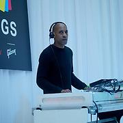 London, UK. 3rd September 2017. DJ D-Zine preforms the Mayor Of London Gigs at Westfield London.