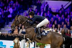 Conter Zoe, BEL, Univers Du Vinnebus<br /> Jumping Mechelen 2019<br /> © Hippo Foto - Dirk Caremans<br />  29/12/2019