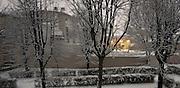 Milano sotto la neve a gennaio 2009 <br /> <br /> Snow in Milan