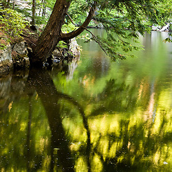 The Saco River in Hollis, Maine.The Saco River in Hollis, Maine.