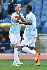 Lazio v Benevento - 31 March 2018
