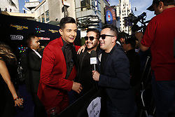HOLLYWOOD, CA - NOVEMBER 09: Luis Coronel attends the 18th edition of 'Los Premios de la Radio' held at the Dolby Theater on November 09, 2017 in Los Angeles, California. Byline, credit, TV usage, web usage or linkback must read SILVEXPHOTO.COM. Failure to byline correctly will incur double the agreed fee. Tel: +1 714 504 6870.