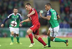 Northern Ireland v Czech Republic - 4 Sept 2017