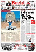 September 02, 2021 - AFRICA: Front-page: Today's Newspapers In Africa