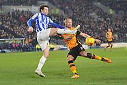 Hull City v Sheffield Wednesday 260216