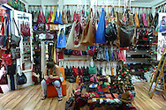 Shop near La Bombonera stadium in Buenos Aires, Argentina on December 29, 2010.