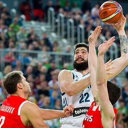 20171124: SLO, Basketball - FIBA Basketball World Cup 2019 European Qualifiers, Slovenia vs Belarus