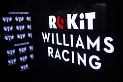 February 18, 2019 - Barcelona, Barcelona, Spain - Rokit Williams Racing logo during the Formula 1 2019 Pre-Season Tests at Circuit de Barcelona - Catalunya in Montmelo, Spain on February 18. (Credit Image: © Xavier Bonilla/NurPhoto via ZUMA Press)