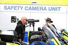 Speed camera bike   South Queensferry   10-8-2016