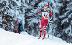 27.11.2016, Nordic Arena, Ruka, FIN, FIS Weltcup Langlauf, Nordic Opening, Kuusamo, Herren, im Bild Devon Kershaw (CAN) // Devon Kershaw of Canada during the Mens FIS Cross Country World Cup of the Nordic Opening at the Nordic Arena in Ruka, Finland on 2016/11/27. EXPA Pictures © 2016, PhotoCredit: EXPA/ JFK