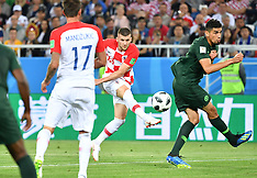 Croatia v Nigeria - 16 June 2018