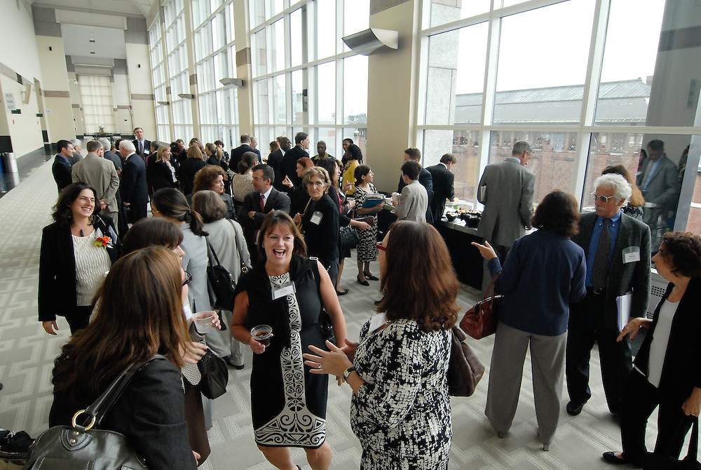 Lawyers Weekly hosts its Top Women of the the Law at the Hynes Convention Center in Boston's Back Bay.