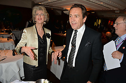 MAUREEN LIPMAN and ROBERT LINDSAY at One Night Only at The Ivy in aid of Acting For Others supported by Tanqueray No.TEN Gin at The Ivy, 1-5 West Street, London on 1st December 2013.