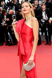 May 20, 2019 - Cannes, France - CANNES - MAY 20:  Petra Nemcova arrives to the premiere of '' LA BELLE EPOQUE '' during the 2019 Cannes Film Festival on May 20, 2019 at Palais des Festivals in Cannes, France. (Credit Image: © Imagespace via ZUMA Wire)
