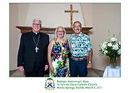 2021 St. Leo Anniversary Mass