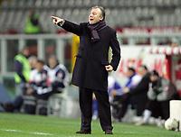 Fotball<br /> Serie A Italia<br /> 28.01.2007<br /> Foto: Inside/Digitalsport<br /> NORWAY ONLY<br /> <br /> Torino Trainer Alberto Zaccheroni<br /> <br /> Torino v Udinese (2-3)