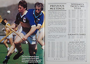 All Ireland Senior Hurling Championship Final, .04.09.1988. 09.04.1988, 4th September 1988,.4091988AISHCF,.Galway 1-15, Tipperary 0-14,.Galway v Tipperary, ..Pat Fox, Tipperary,