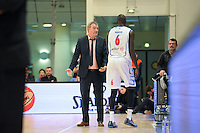Gregor Beugnot / Maleye Ndoye - 27.12.2014 - Paris Levallois / Nancy - 15eme journee de Pro A<br />