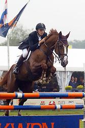 Van Geel Daan-Parabel<br /> KWPN Paardendagen Ermelo 2004<br /> Photo © Hippo Foto