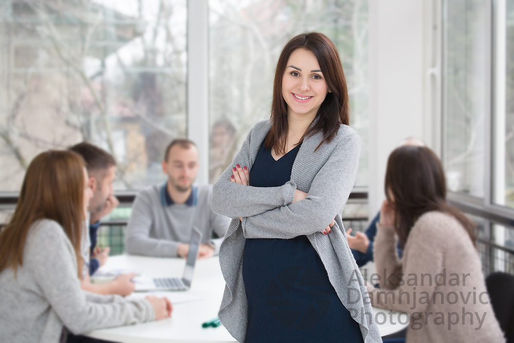 Business and corporate images,<br /> official portraits and casual business workflow images for TMS company in Belgrade, Serbia