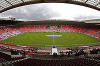 Photo: Andrew Unwin.<br /> Sunderland v Arsenal. The Barclays Premiership. 01/05/2006.<br /> An overcast day at the Stadium of Light.