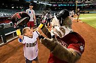 PHOENIX, AZ - JUNE 25: The D-backs host the Dodgers. (Photo by Sarah Sachs/Arizona Diamondbacks)