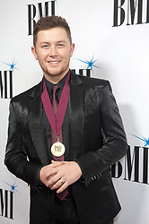 Nov. 13, 2018 - Nashville, Tennessee; USA - Musician SCOTTY MCCREERY attends the 66th Annual BMI Country Awards at BMI Building located in Nashville.   Copyright 2018 Jason Moore. (Credit Image: © Jason Moore/ZUMA Wire)
