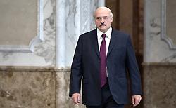 June 19, 2018 - ???, Belarus - June 19, 2018. - Belarus, Minsk. - President of Belarus Alexander Lukashenko before a meeting with Russian President Vladimir Putin. (Credit Image: © face to face via ZUMA Press)