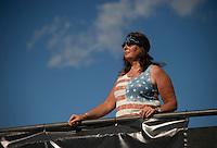 Bike week Laconia Weirs Beach / Laconia Fest.   Karen Bobotas for the Laconia Daily Sun