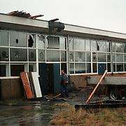 Sloop Gemeenlandsschool Gemeenlandslaan Huizen