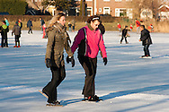 Schaatsen en ijspret op ijsbaan