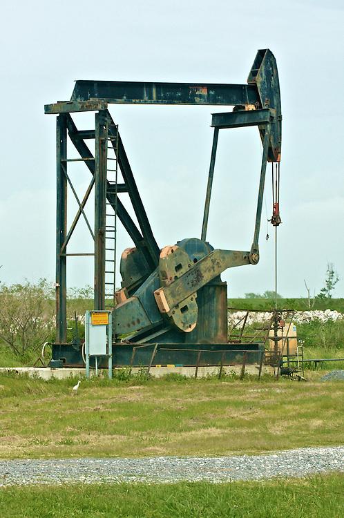 Oil Well, Pointe A La Hache, LA
