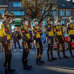 25-04-2021: Wielrennen: Luik Bastenaken Luik (Vrouwen): Luik <br />Vrouwen Jumbo-Visma