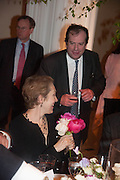 JUSTINE PICARDIE; HON PHILIP ASTOR, The Cartier Chelsea Flower show dinner. Hurlingham club, London. 20 May 2013.