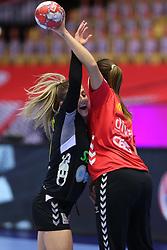 EHF Euro 2020 Main Round group I match between Montenegro and Spain in Jyske Bank Boxen, Herning, Denmark on December 15, 2020. Photo Credit: Allan Jensen/EVENTMEDIA.