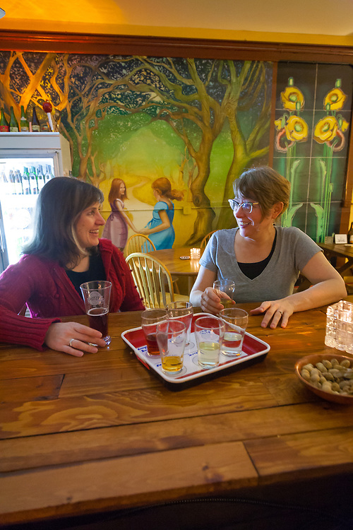 Bushwhacker Cider House in Portland Oregon