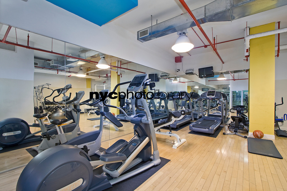 Gym at 150 East 85th St, Manhattan, NY