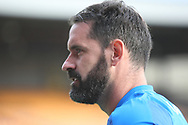 Derby County Goalkeeper Scott Carson during the Pre-Season Friendly match between Port Vale and Derby County at Vale Park, Burslem, England on 18 July 2017. Photo by John Potts.