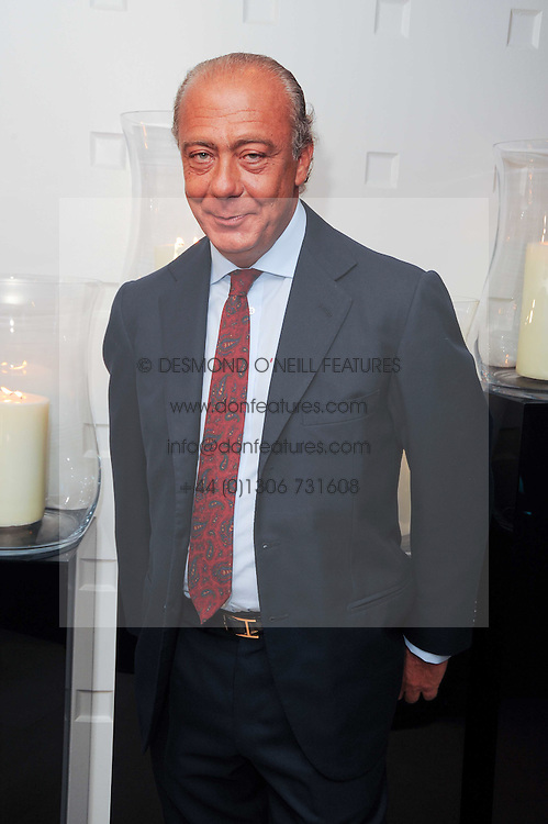 FAWAZ GRUOSI at the launch party for 'Promise', a new capsule ring collection created by Cheryl Cole and de Grisogono held at Nobu, Park Lane, London on 29th September 2010.
