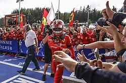 September 1, 2019, Spa-Francorchamps, Belgium: Motorsports: FIA Formula One World Championship 2019, Grand Prix of Belgium, ..#16 Charles Leclerc (MCO, Scuderia Ferrari Mission Winnow) (Credit Image: © Hoch Zwei via ZUMA Wire)
