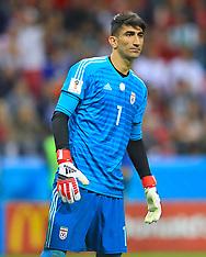 Spain v Iran - 20 June 2018