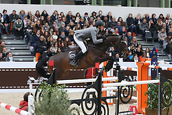Von Eckermann Henrik, (SWE), Yajamila<br /> Grand Prix Hermes <br /> Saut Hermes Paris 2016<br /> © Hippo Foto - Counet Julien
