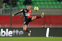 Sylvain ARMAND  - 07.03.2015 -  Rennes / Metz -  28eme journee de Ligue 1 <br />Photo : Vincent Michel / Icon Sport