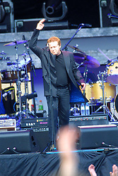 The Eagles at Hampden<br />Don Henley <br /><br />22/7/2001<br /><br />Pic : M Schofield
