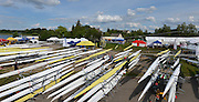 Trackai. LITHUANIA.General views, GV's Boat storage and boating area.  2012 FISA U23 World Rowing Championships,   17:48:11 {dow], {date} [Mandatory Credit: Peter Spurrier/Intersport Images]..Rowing. 2012. U23.