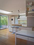 internal, kitchen, house, residential, wimbledon, london, england, uk