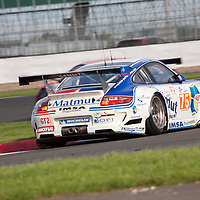 #76 Porsche 997 GT3 RSR - Imsa Performance Matmut (Drivers - Raymond Narac and Patrick Pilet) GT2, Le Mans Series Silverstone 1000KM 2010